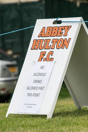 Abbey Hulton United (a) L 3-1