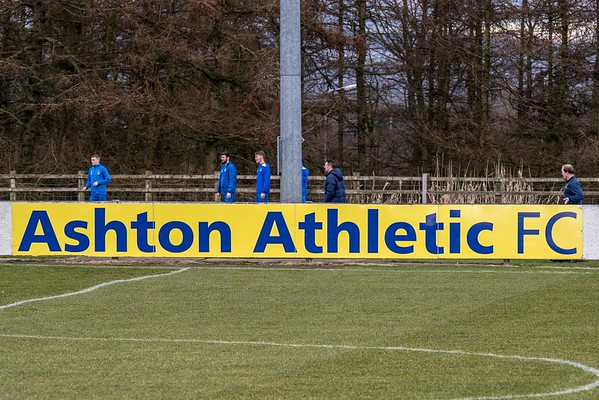 Ashton Athletic and AFC Liverpool.