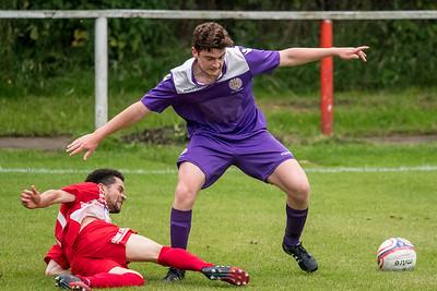 Ashton Town FC (a) W 1-0 *