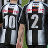 Barnton FC and AFC Liverpool.