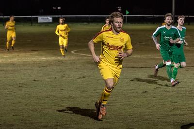 Northwich Victoria FC (a) L 3-1