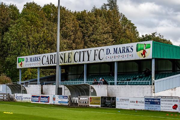 Carlisle City FC and AFC Liverpool.