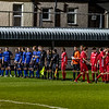 AFC Liverpool and Garstang FC.