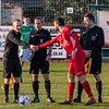 AFC Liverpool and Holker Old Boys FC.