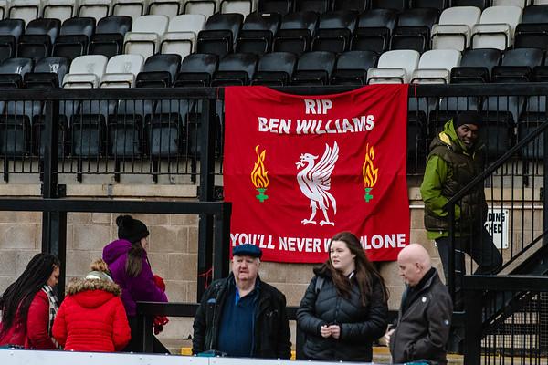 AFC Liverpool and Prestwich Heys FC.