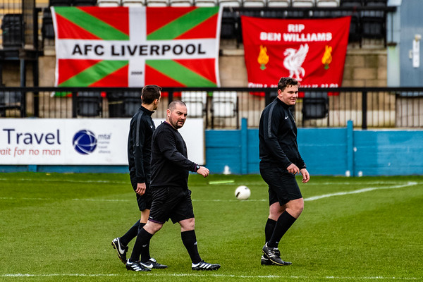 AFC Liverpool and Cheadle Town.