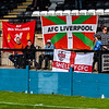 AFC Liverpool and Shelley FC.