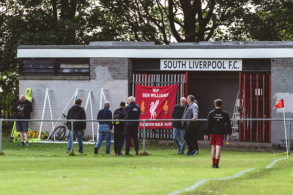 South Liverpool FC and AFC Liverpool.
