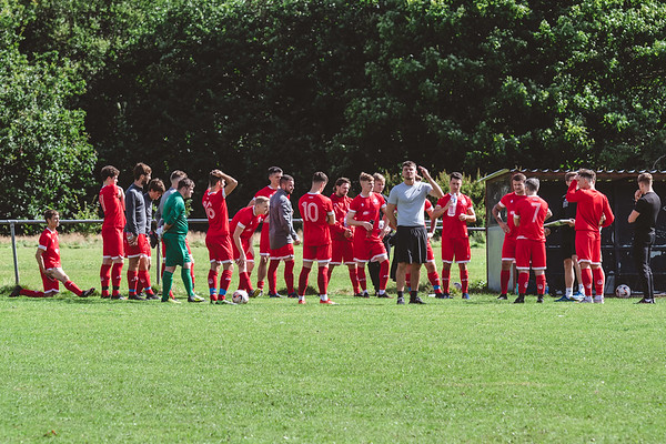South Liverpool Reserves FC and AFC Liverpool Reserves.