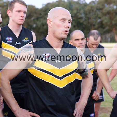 MOOREBANK MAGPIES V CAMDEN CATS, AFL SYDNEY DIVISION TWO, 13TH JUNE 2015