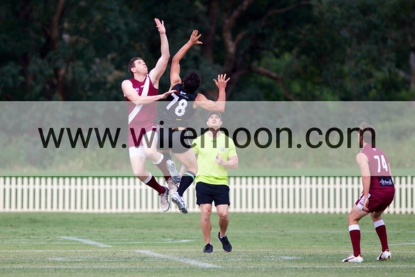 South West Sydney Magpies v Manly Warringah Wolves