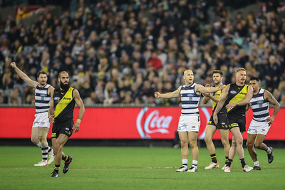 R12 Geelong vs Richmond