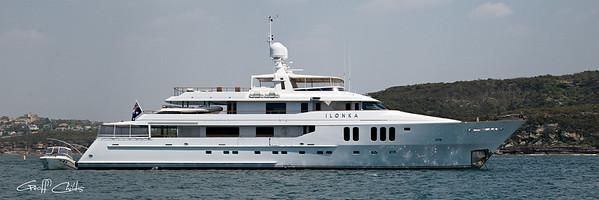 Motor Yacht  ILONKA