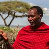Lucas - Masai son of chieftan - Serengeti-5417