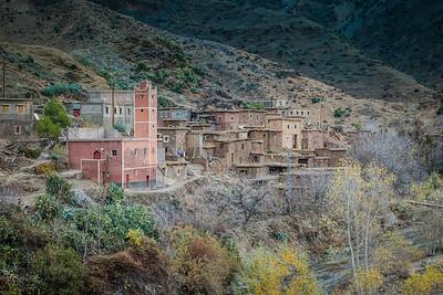 High Atlas Range, Morocco