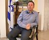AO 12  Raphael Singer, Israeli Ambassador to Angola, Mozambique, and Sao Tome and Principe