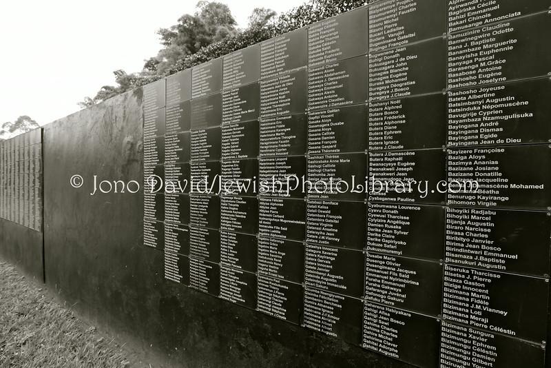 RW 138  Wall of Names