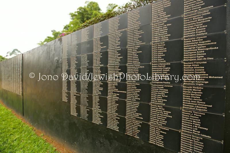 RW 135  Wall of Names