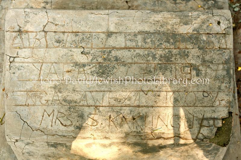UG 12  Wife's grave