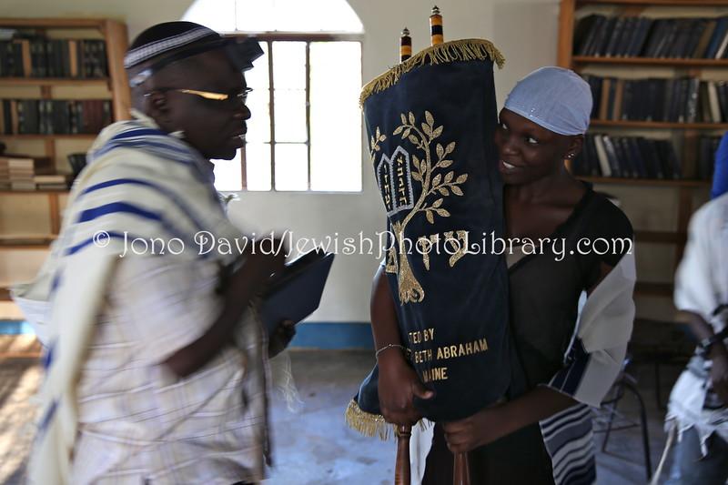 Gershom Sizomu Rabbi ug 591 Rabbi Gershom Sizomu