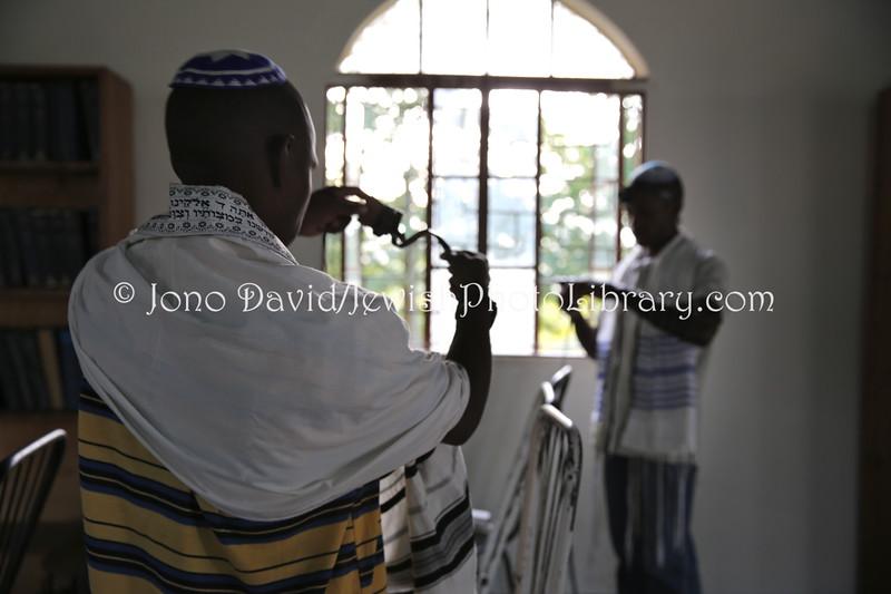 UG 524  Rabin Asiimwe (L) and Samson Nderitu