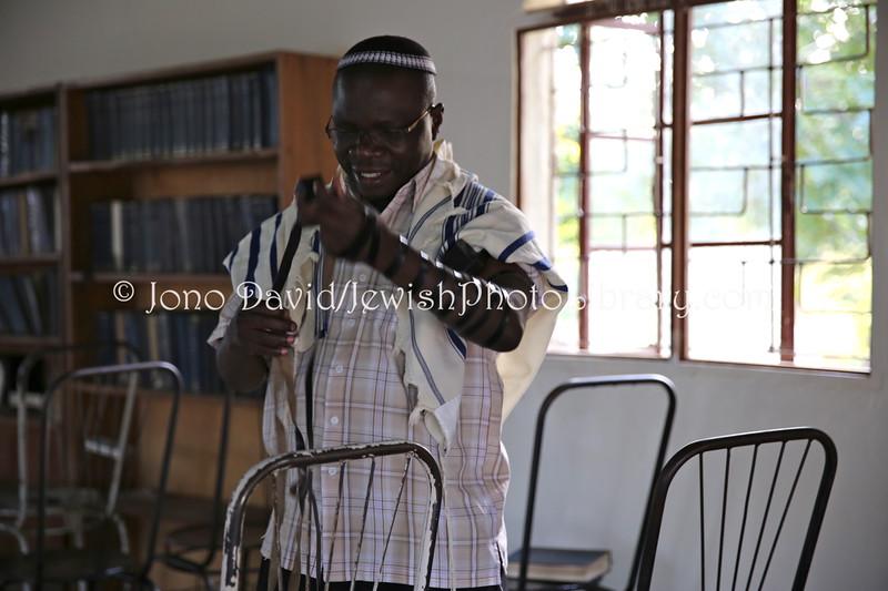 Gershom Sizomu Rabbi ug 541 Rabbi Gershom Sizomu