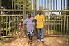 UG 326  Rabin Asiimwe (L) and Samson Nderitu