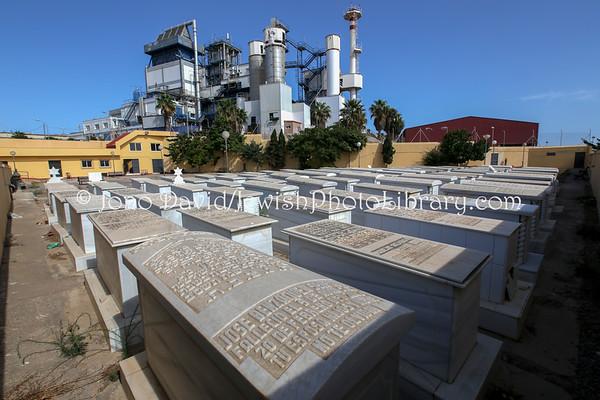 MELILLA (Spain). New Jewish Cemetery (8.2015)