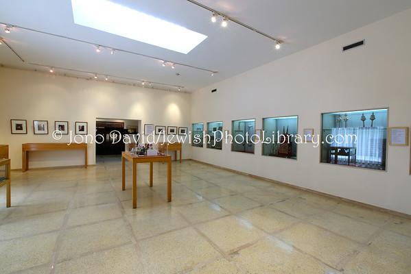 MOROCCO, Casablanca. Jewish Museum of Morocco (Musée du judaïsme marocain) (3.2015)