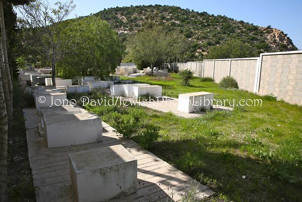 MOROCCO, Agadir. Jewish Cemetery (2.2015)