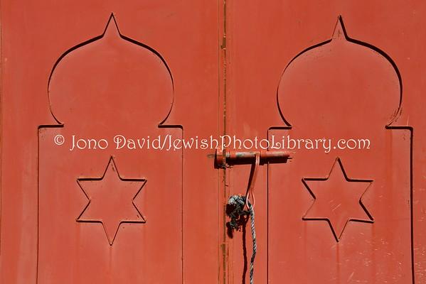 MOROCCO, Tahala. Jewish Cemetery (2.2015)