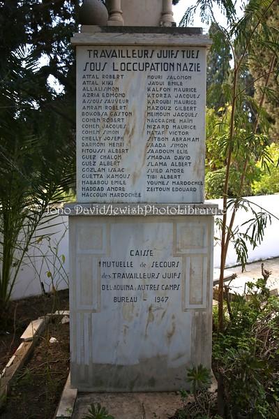 TN 88  Holocaust memorial