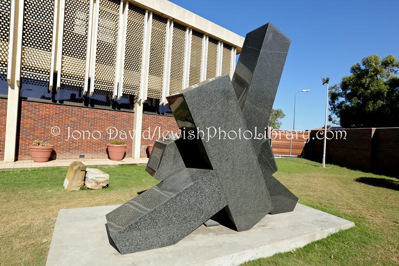 ZA 11139  Holocaust memorial