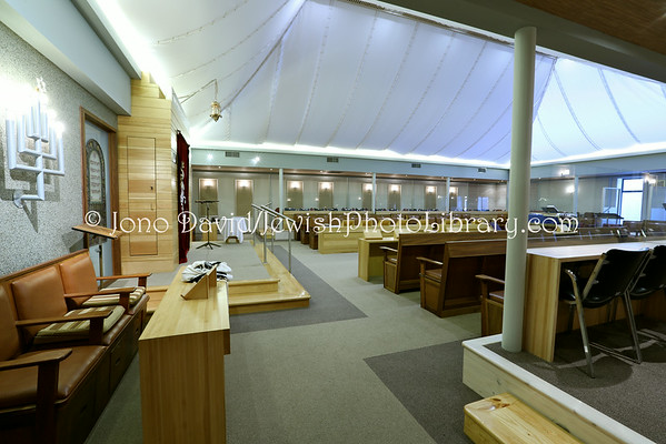 SOUTH AFRICA, Eastern Cape, Port Elizabeth. Port Elizabeth Orthodox Hebrew Congregation Synagogue (3.2013)
