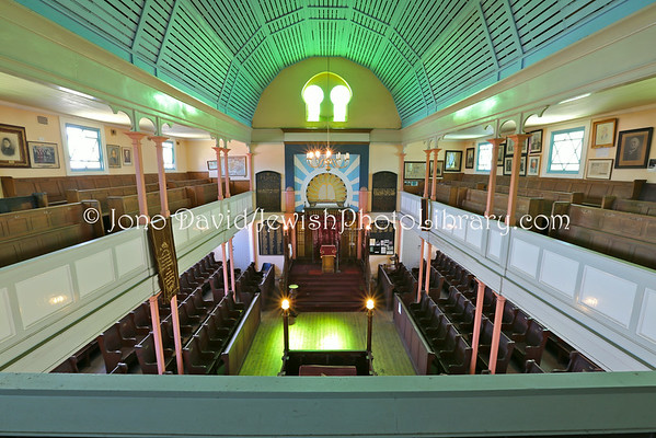 SOUTH AFRICA, Eastern Cape, Port Elizabeth. Jewish Pioneers' Memorial Museum (Raleigh Street Synagogue) (3.2013)