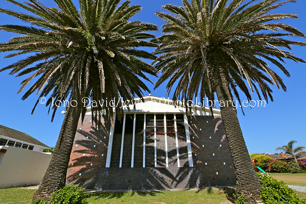 SOUTH AFRICA, Eastern Cape, Port Elizabeth. Summerstrand Synagogue (former) (3.2013)