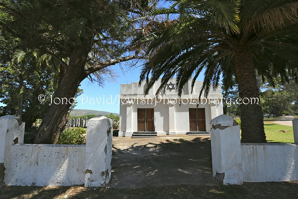 SOUTH AFRICA, Eastern Cape, Uitenhage. Jewish Cemetery (3.2013)