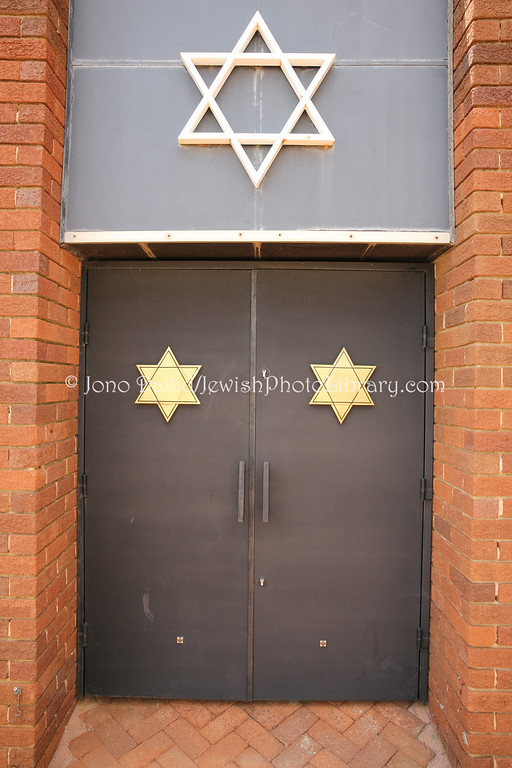 SOUTH AFRICA, Free State, Bloemfontein. Jewish Cemetery (new), at South Park Cemetery (2.2014)