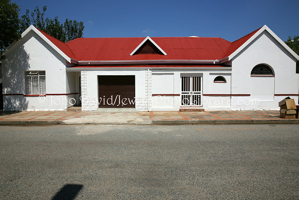 SOUTH AFRICA, Free State, Kroonstad. Kroonstad Synagogue (2nd, former) (2.2013)