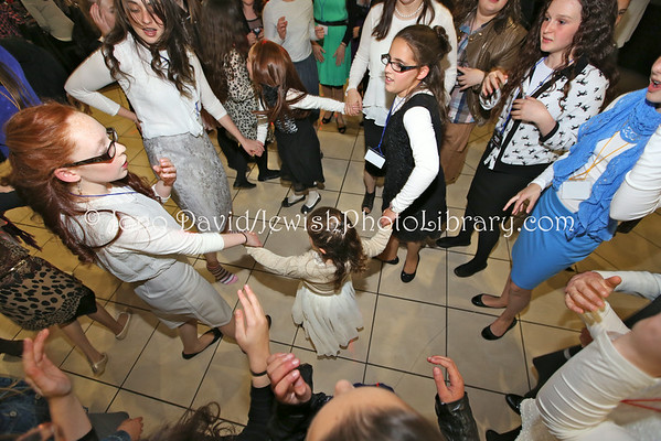 SOUTH AFRICA, Gauteng, Johannesburg, Norwood. Bat mitzvah party (Chanale Rodal), Chabad of Norwood (8.2014)