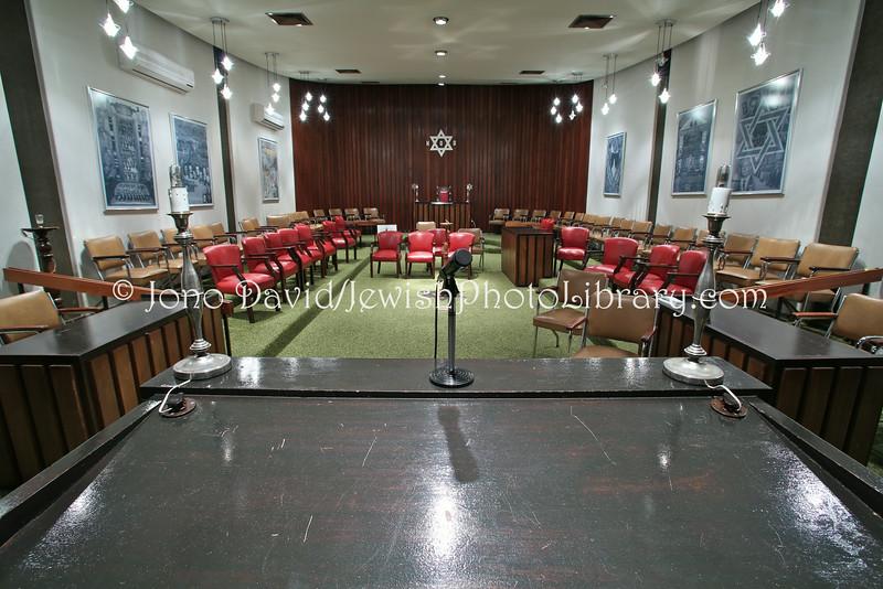 ZA 2220  Old Beth Din court