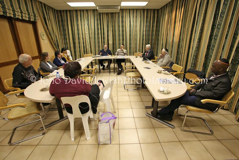 ZA 144  Torah Breakfast club