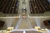 ZA 3649  Aron Hakodesh, view down from choir