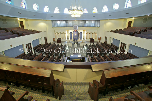 SOUTH AFRICA, Gauteng, Johannesburg, Houghton. Great Park Synagogue (8.2012)