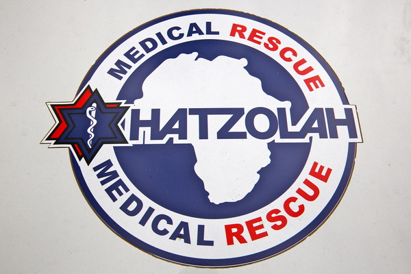 SOUTH AFRICA, Gauteng, Johannesburg, Fairmount. Hatzolah (emergency medical services) (8.2013)