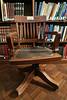 ZA 2604  Rabbi Landau's chair