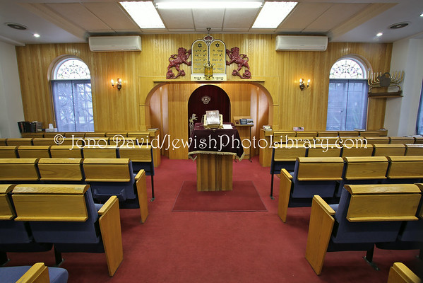 SOUTH AFRICA, Gauteng, Johannesburg, Houghton. West Street Shul (8.2012)