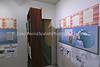 ZA-9440  Bookcase door to hideaway, Anne Frank exhibition