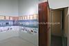 ZA-9441  Bookcase door to hideaway, Anne Frank exhibition