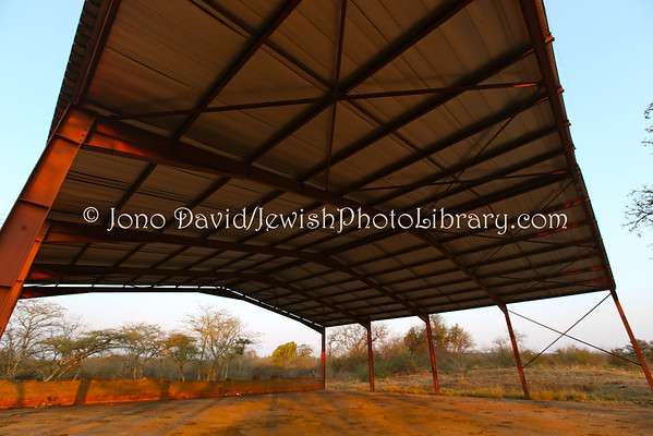 SOUTH AFRICA, Limpopo, Sweetwaters. Cultural Centre, Lemba Cultural Association (LCA) (8.2015)